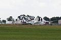 Cessna 210J Centurion N3311S RRear MX Hangar SNFSI FOF 15April2010 (14607358856).jpg