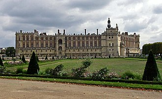 The Chateau de Saint-Germain-en-Laye, James's home during his final exile Chateau de Saint-Germain-en-Laye01.jpg