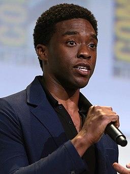 Chadwick Boseman (28017828304) (cropped)