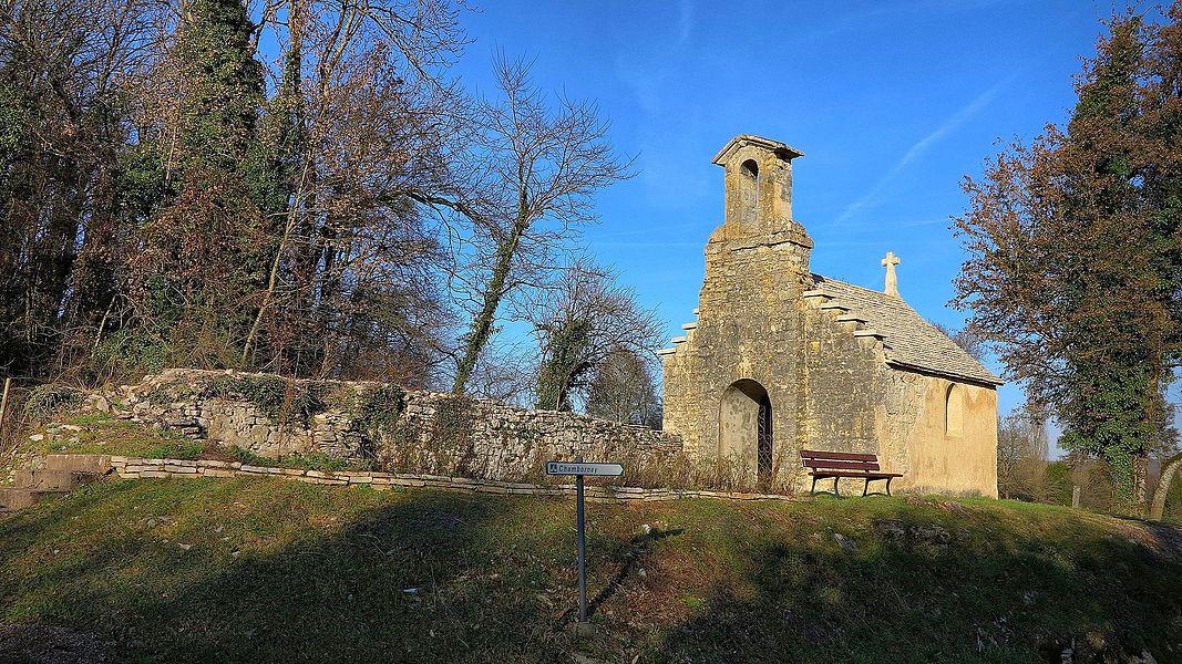 Chapelle Saint-Justin de Chambornay-lès-Bellevaux