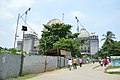Chandrodaya Mandir Under Construction - Temple Of Vedic Planetarium - ISKCON Campus - Mayapur - Nadia 2017-08-15 1884.JPG