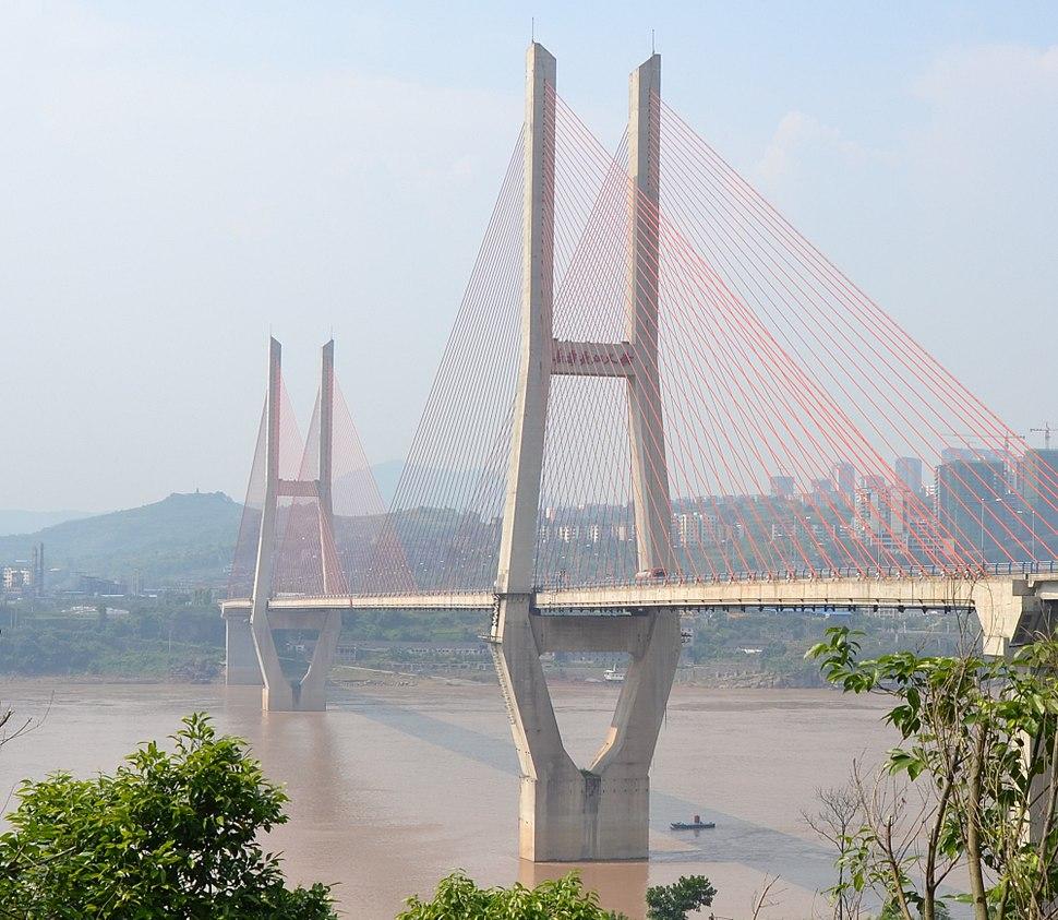 Changshou Yangtze River Bridge.JPG