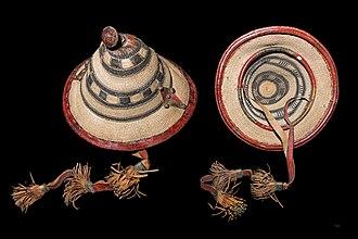 Joseph Gallieni - Image: Chapeau de berger MHNT ETH AC 766