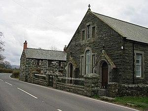 Frongoch - Cwmtirmynach Chapel