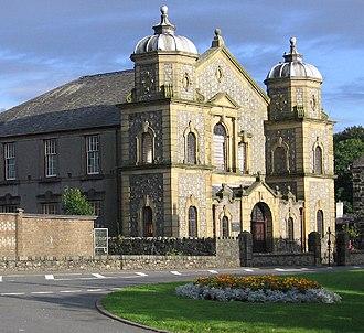 Bontnewydd, Gwynedd - Image: Chapel at Bontnewydd in 2005
