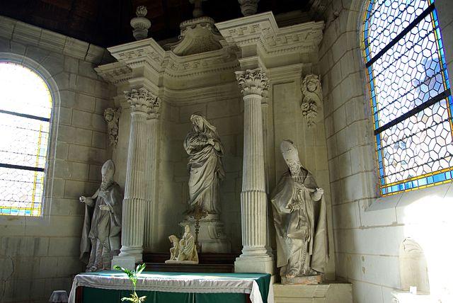 file chapelle absidiale saint gr goire des wikimedia commons. Black Bedroom Furniture Sets. Home Design Ideas