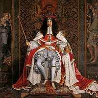 Charles II of England in Coronation robes.jpg