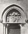 Charles Marville, Eglise St. Jean Baptiste de Belleville, sculpteur 3, ca. 1853–70.jpg