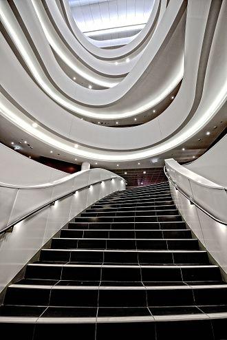 Charles Perkins Centre - Atrium of the Charles Perkins Centre