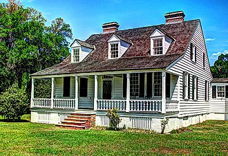 Charles Pinckney National Historic Site - Image: Charles Pinckney Home