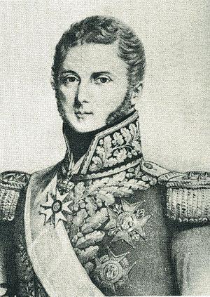 Charles Marie de Beaumont d'Autichamp - Charles Marie Auguste Joseph de Beaumont, Count of Autichamp