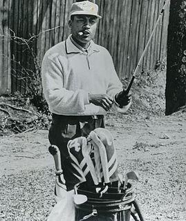 Charlie Sifford American professional golfer