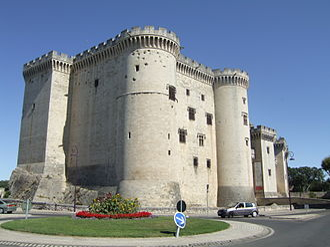 Tarascon - Medieval castle