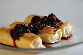 Cheese blintzes with blackberries.jpg