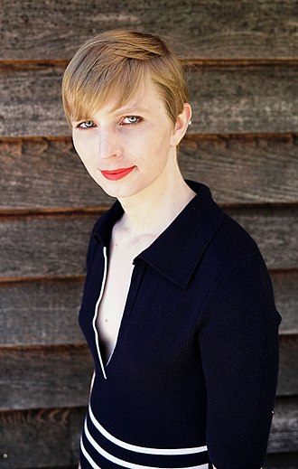 Chelsea Manning - Manning in May 2017