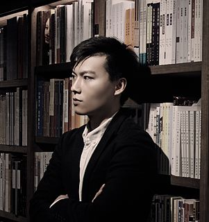 Chen Qiufan Chinese science fiction author
