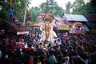 Beypore - Cheruvannur festival