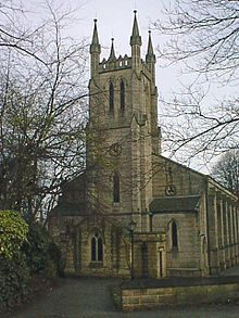 Chesterfield - Holy Trinity Church (Newbold Road) - geograph.org.uk - 310584.jpg