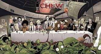 Chew (comics) - Image: Chew