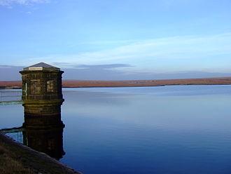 Chew Reservoir - Image: Chew Reservoir