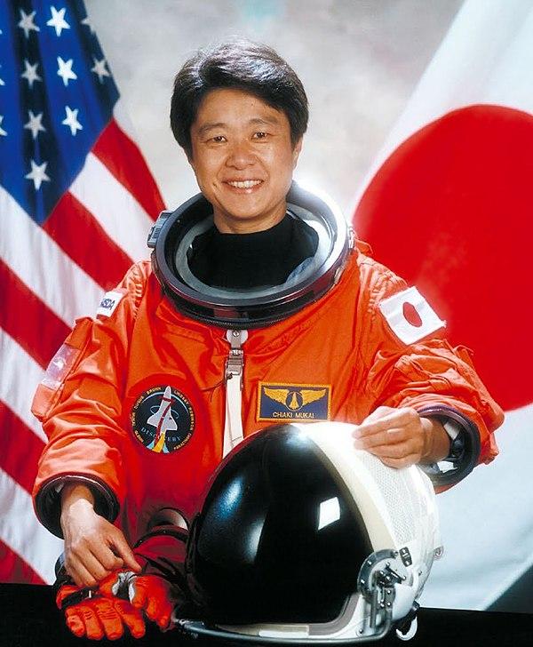 List of female astronauts