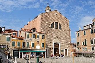 San Pantalon - Image: Chiesa di San Pantalon facade