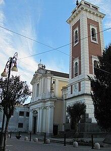 Chiesa di San Rocco con campanile