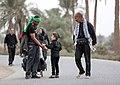 Children in Arbaeen Walk 010.jpg
