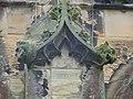Chimeras at St Mary's Church, Mold - yr Wyddgrug, Wales 12.jpg