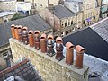 Chimney pots, China Street, Lancaster - geograph.org.uk - 640298.jpg