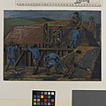 Chinese Working in a Quarry Art.IWMART1151.jpg