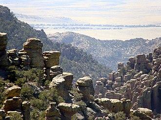 Gila Valley (Graham County) - Image: Chiricahua nima 5