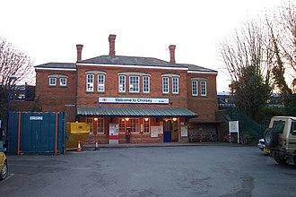 Cholsey - Cholsey railway station.