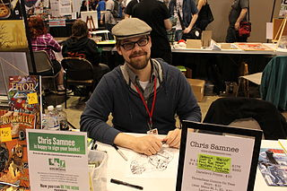 Chris Samnee American comic book artist