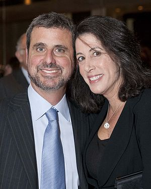 Christine Pelosi - Image: Christine Pelosi and Peter Kaufman