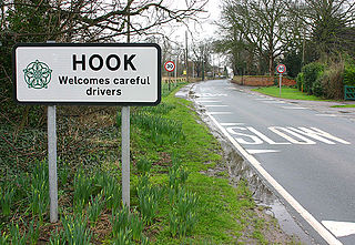 Hook, East Riding of Yorkshire Village and civil parish in the East Riding of Yorkshire, England