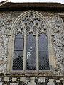Church of St Mary, Tilty Essex England - chancel north window.jpg
