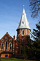 Church of St Mary Theydon Bois Essex England - from the west 02.jpg