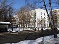 Chusovskaya street, 9. Polyclinic ^87 (Goliyanovo, Moscow). - panoramio.jpg