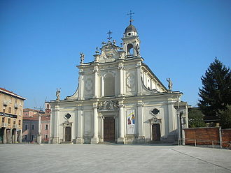 Cinisello Balsamo - Church of St. Ambrose.