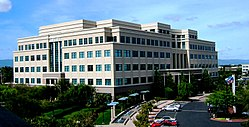 Cisco Systems Headquarters (Building 10), Cisco San Jose Main Campus.jpg