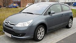 Citroën C4 Coupé (2004–2008)