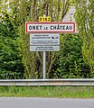 City limit sign in Onet-le-Chateau.jpg