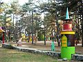 City park, Horishni Plavni.jpg