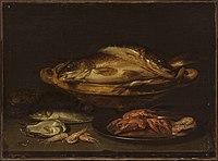 Clara Peeters - Still Life with Fish and Shellfish Cat647.jpg
