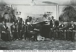 Claude Hopkins' Orchestra 1929/30
