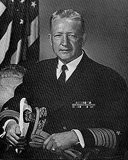 Claude V. Ricketts U.S. Admiral, Vice Chief of Naval Operations