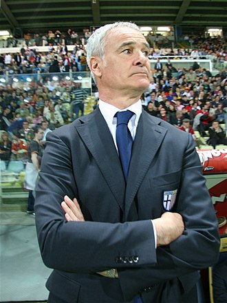 Claudio Ranieri - Ranieri with Parma in 2007