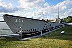 Cleveland August 2015 36 (USS Cod).jpg