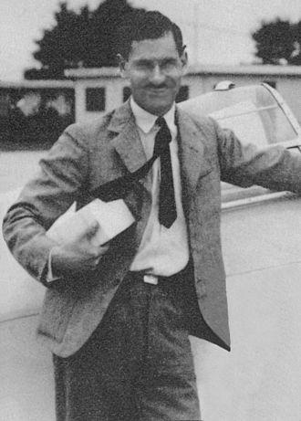 A.E. Clouston - A.E. Clouston, September 1936